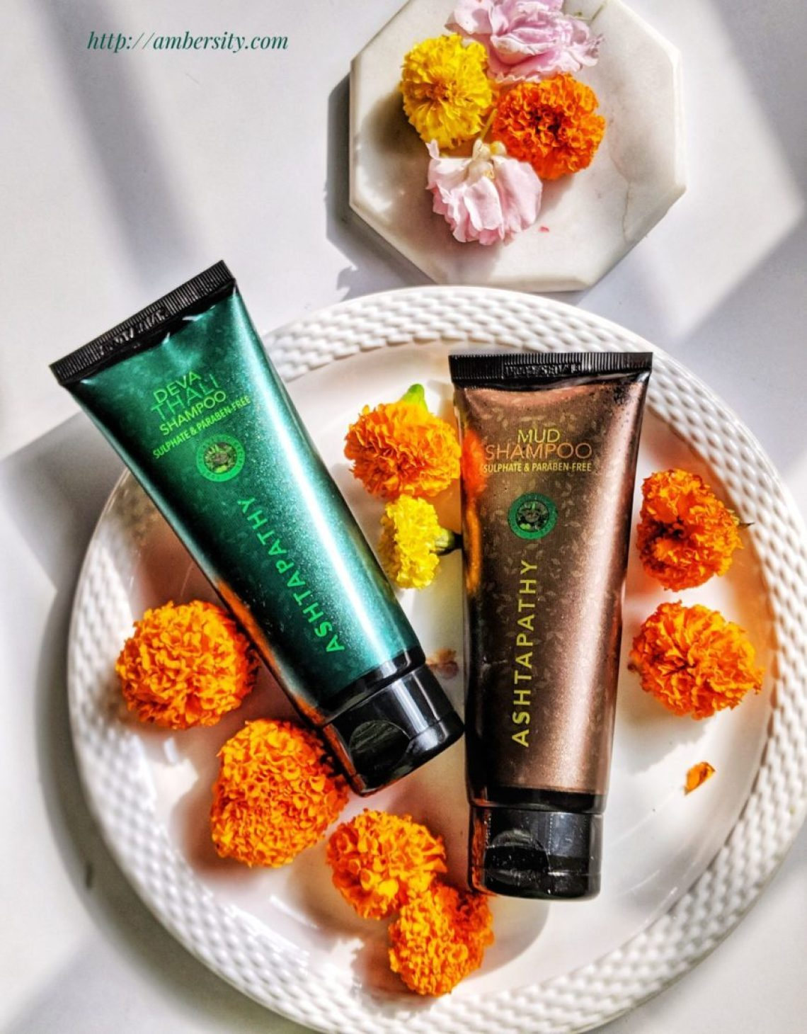 The Ayurvedic Way to Healthy Hair — Shesha Beauty Ashtapathy Shampoos: My Experience and Review