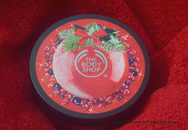 The Body Shop Frosted Berries Body Butter – Review