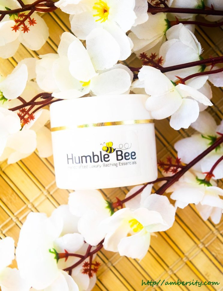 Humble Bee Luxury Orange Body Butter – Review : A foray into Handmade Body Butters this Winter