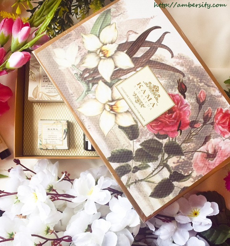 Kama Ayurveda Signature Essentials For Women Gift Box – Photos