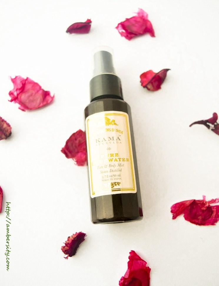 Kama Ayurveda Pure Rosewater – Review