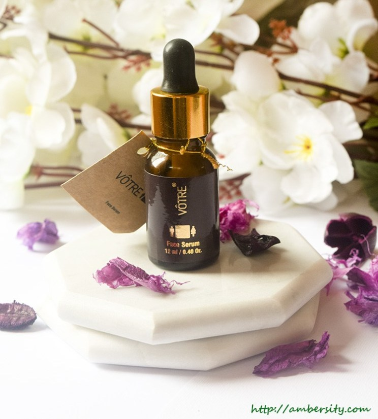 Votre Face Serum – Review – Ambersity